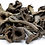 Thumbnail: ΜΑΥΡΕΣ ΤΡΟΜΠΕΤΕΣ ΜΑΝΙΤΑΡΙΑ ΑΠΟΞΗΡΑΜΕΝΑ - BLACK TRUMPETS DRIED MUSHROOMS