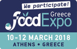 Earth's Brands at FoodExpo 2018, Athens Greece