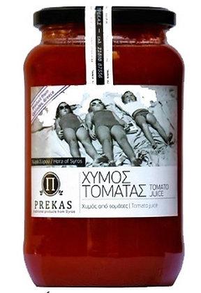 ΧΥΜΟΣ ΝΤΟΜΑΤΑΣ - TOMATO JUICE
