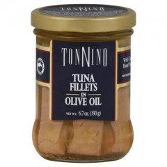 Tuna Fillets in Olive Oil 6.7oz