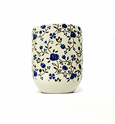 Copo de Porcelana (flores miúdas)