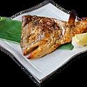 Salmon Head Shioyaki / Teriyaki
