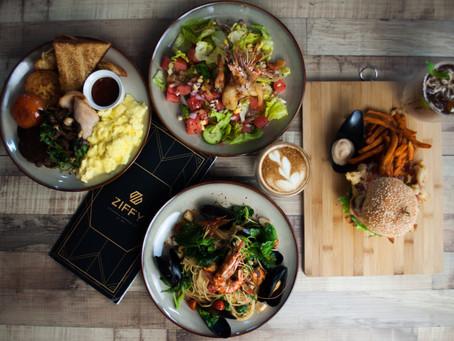Kota Damansara超時尚的澳式咖啡館——Ziffy Cafe