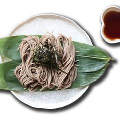 Ten Zaru Soba / Udon with Tempura