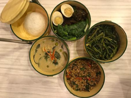 MidValley隱密的泰國餐廳——復古鐵飯盒裝飯菜,在Tiffin's吃出泰國文化