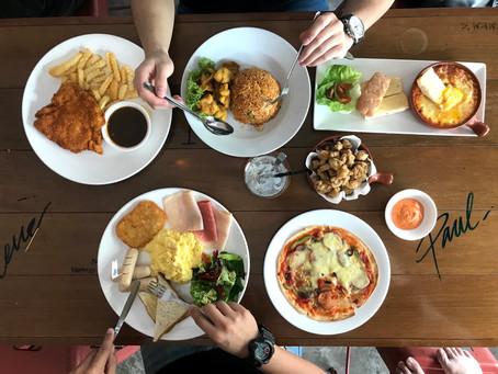 付RM45享用RM60的咖啡和美食: Damansara Perdana隱藏著一間滿滿壁畫的咖啡館 - WanderousSheepCafe