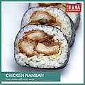 Chicken Nanban Sushi Roll