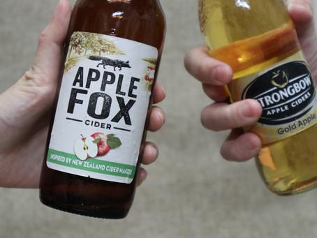 快去掃貨!Apple Fox蘋果酒和 Strongbow蘋果酒在指定超市場做大促銷,折扣优惠高达40%