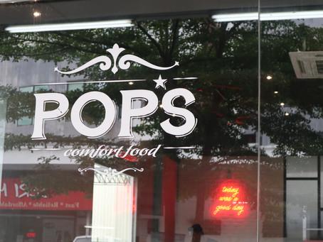 9種美食合拼的Pop's Platter,4人好友聚會吃到飽!就在Setapak的Pop's Eatery