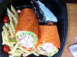 Wrap box lunch catering metairie