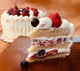 Chantily Cake