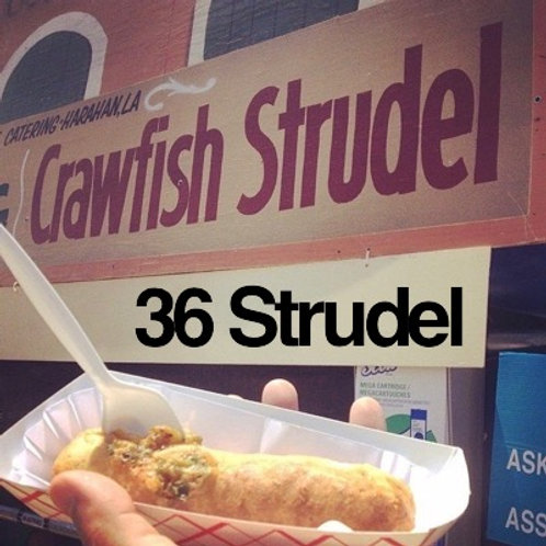 Crawfish Strudel 3 Dozen