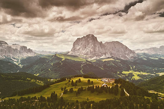 Dolomites in Summer