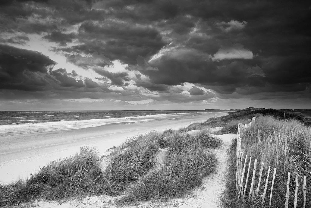 Wild day at Brancaster