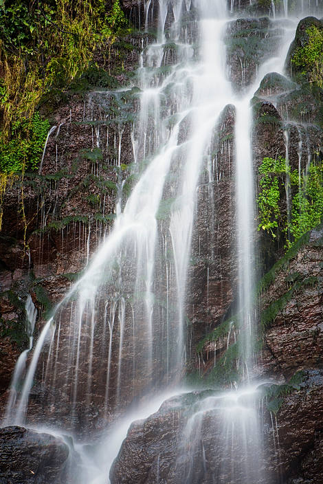 Waterfall Woody Bay