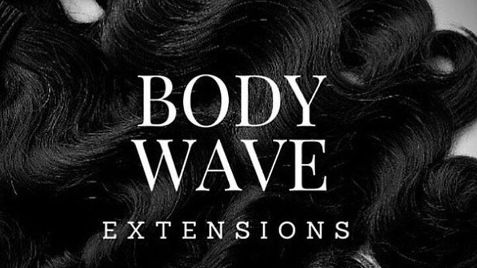 The Brazilizan Body Wave Collection
