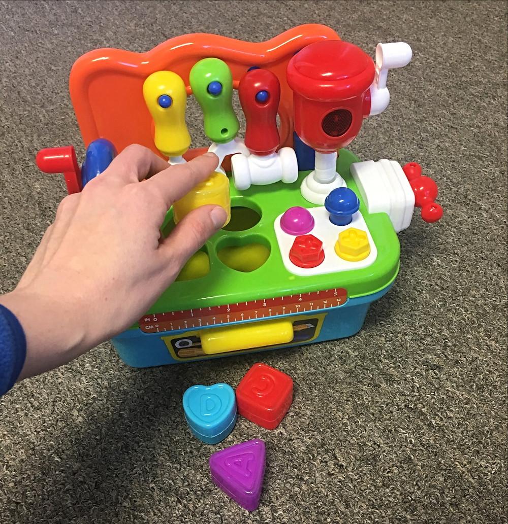 pediatric speech-language therapy Mason, OH