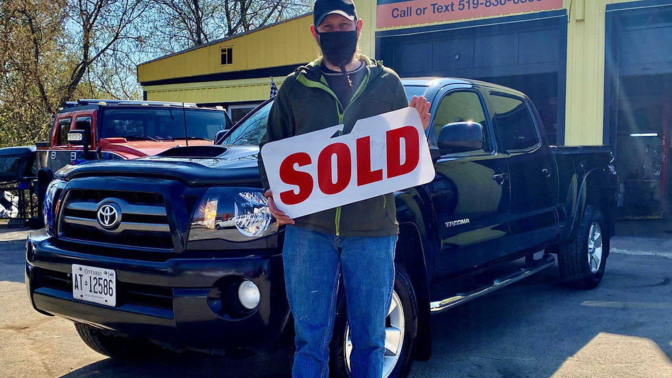 2010TOYOTA TACOMA TRD CREW CAB V6