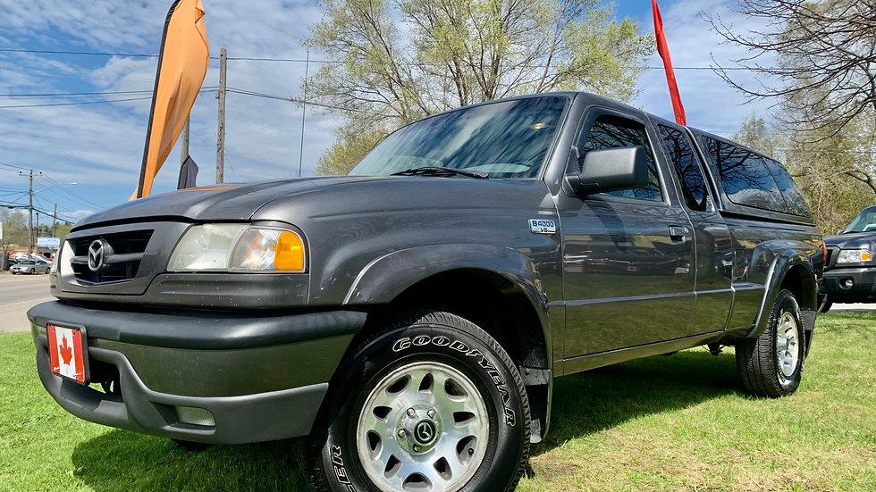 2006 MAZDA B4000 DUAL SPORT V6