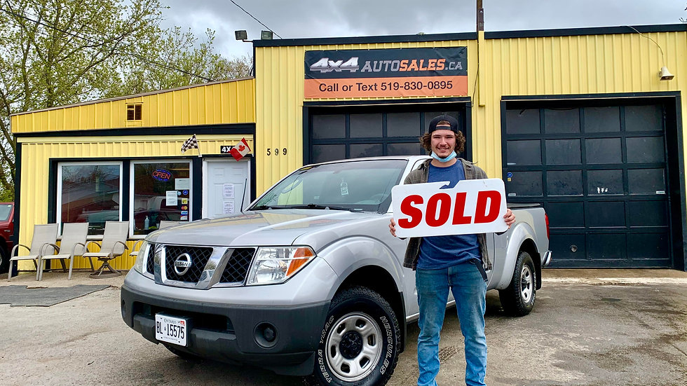 2006 FRONTIER KING CAB 2WD