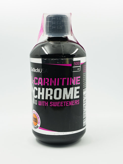 L - CARNITINE CHROME