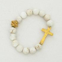 Susan Shaw Cross Bracelet