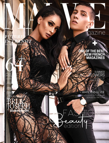 MALVIE Mag -Fashion & Beauty Vol. 25 JUL