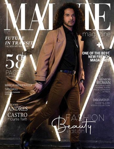 MALVIE Mag -Fashion & Beauty Vol. 03 JUL
