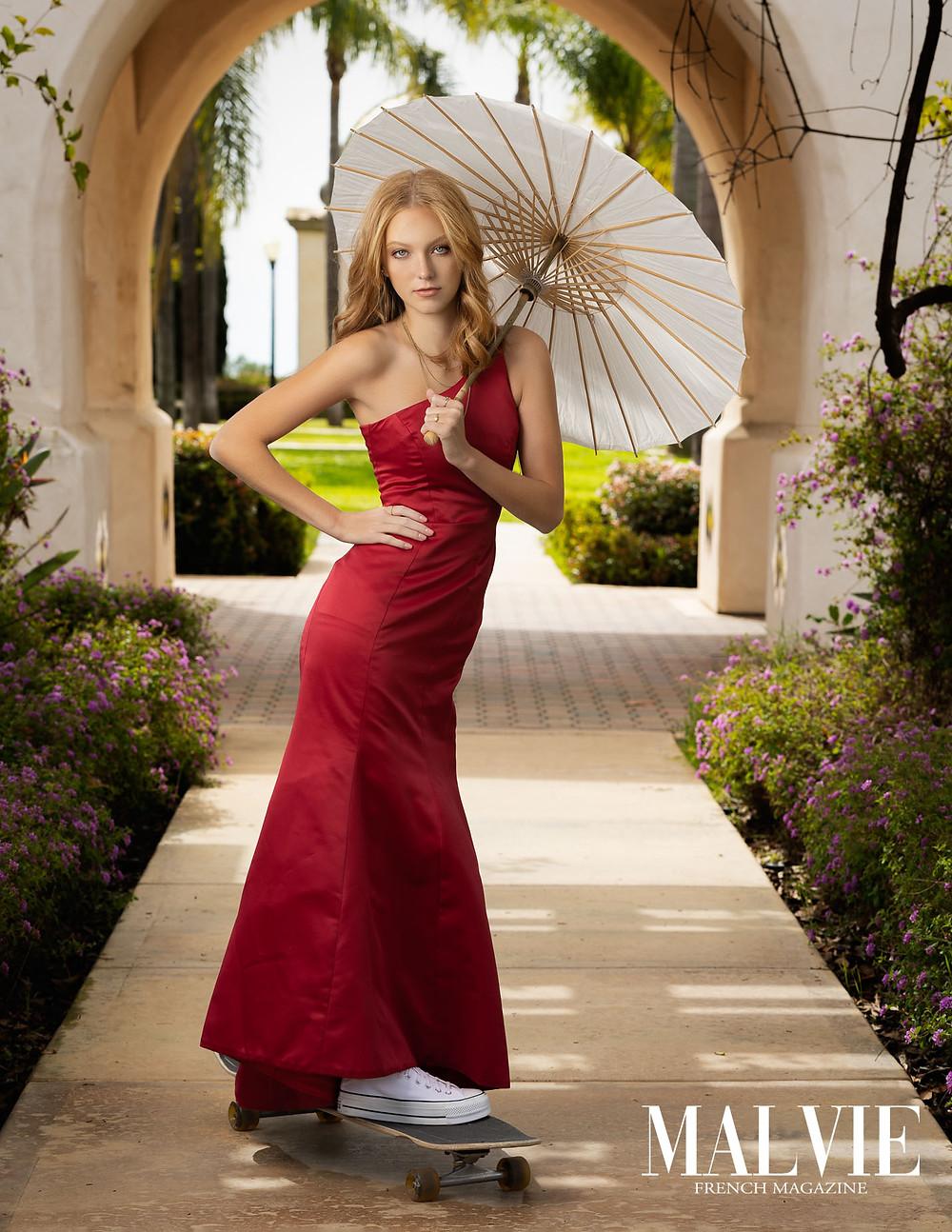Photographer: Daniel Graham Model: Makena Summers
