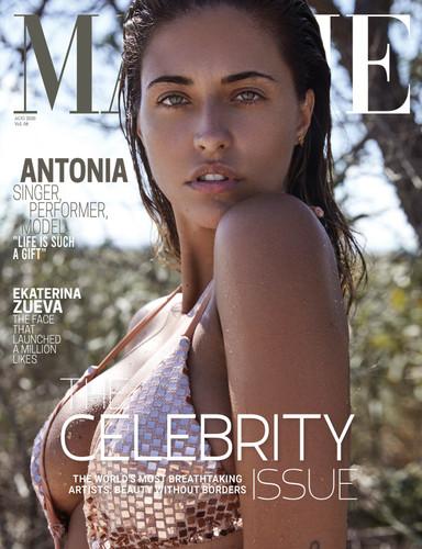 MALVIE Mag The Celebrity ISSUE Vol. 08 O
