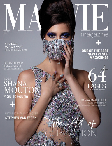 MALVIE Mag The ART of Creation Vol. 36 J