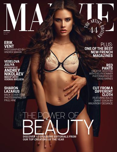 MALVIE Mag The Artist Edition Vol 44 Oct