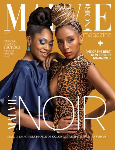 MALVIE Magazine - Noir Special Edition V