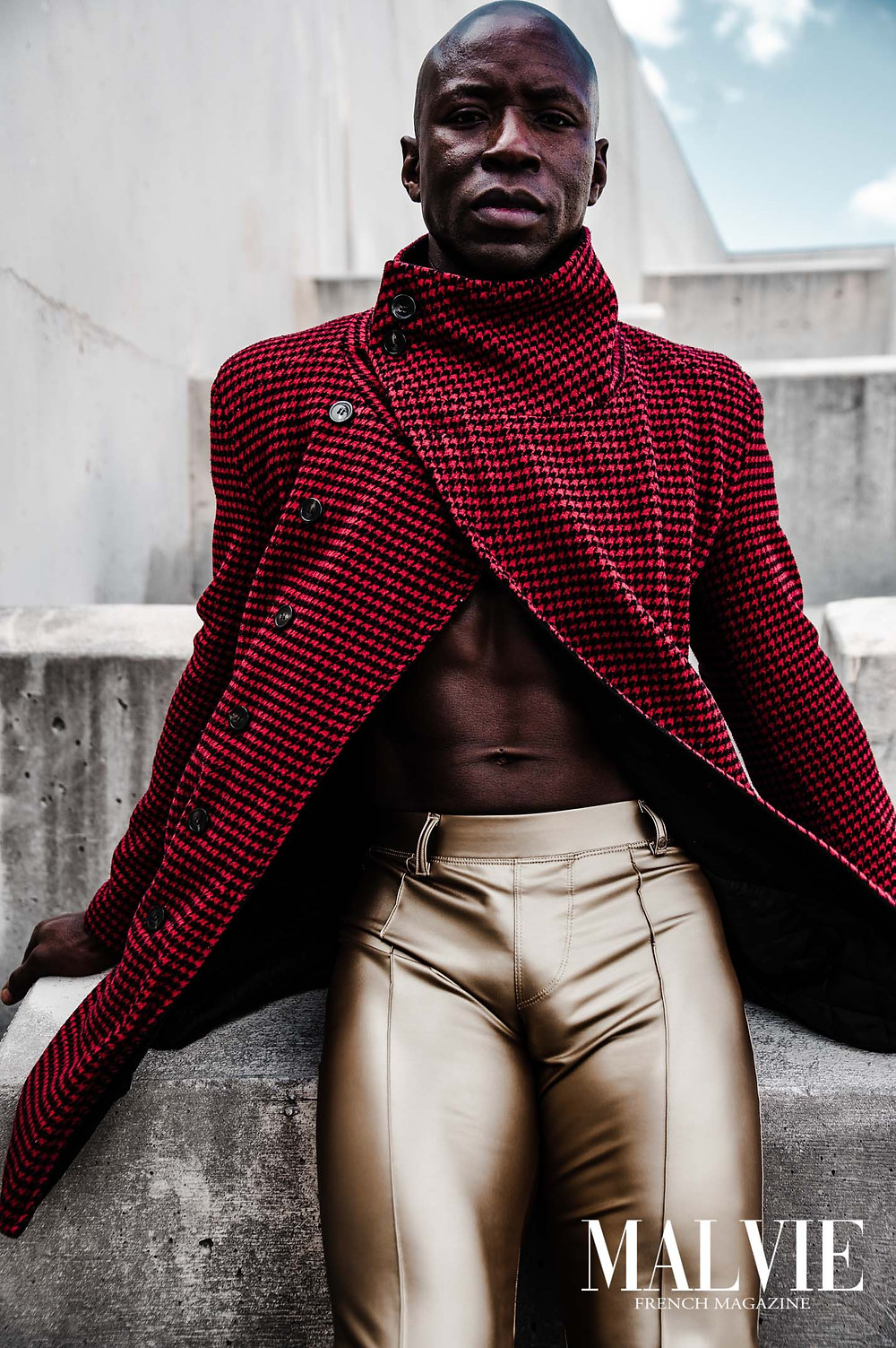 Model: Victor Adeniran Photographer: @Leviwalkerphoto Wardrobe Stylist: @Rufskin