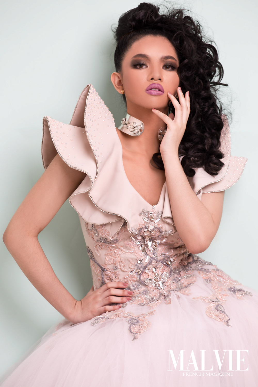 Photographer: Armando Simpliciano  Model: Patricia Daiz Garcia Fashion Designer: Emil Sabijon Besitulo Makeup Artist: Jelmar Aragon Orig