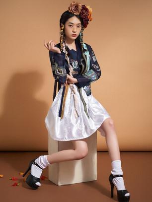 Nam Yongwoo: Ethnic & Oriental style of Korea