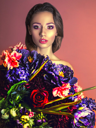 Olessia: beauty is a relative concept and is beyond time and trends