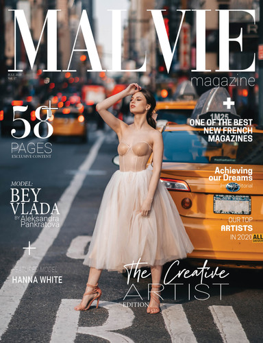 MALVIE Mag The Creative Artist Vol. 17 J