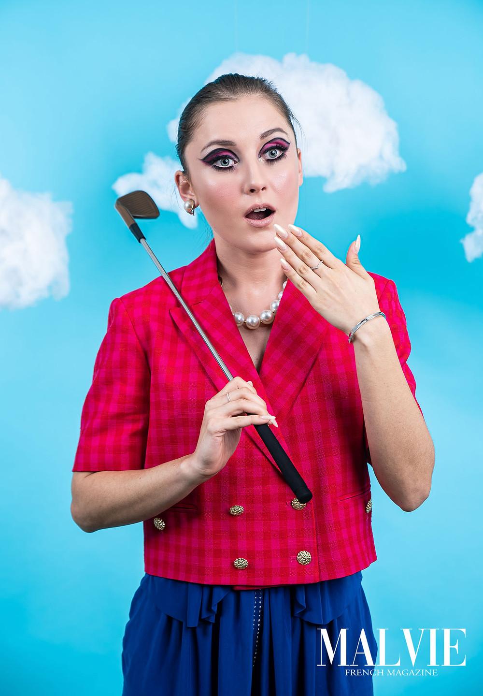 Creative Director: Meital Azulay Makeup Artist: Inna barak Model: Larisa Aizikovich