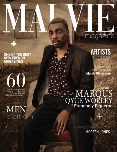 MALVIE Mag - MEN Edition Vol. 29 JULY 20