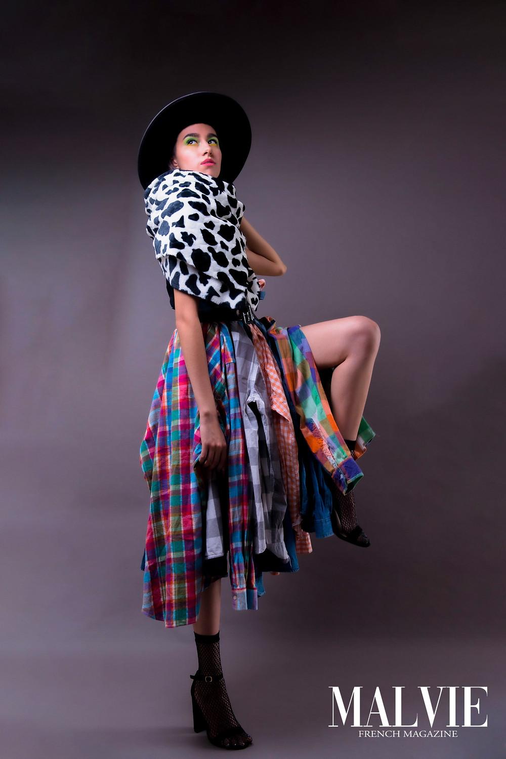 Model: Paulina Treto @pauvelez1 Photographer: Rock Dueñas @iamrockduenas Styling: ElPinche Stylist @ElPinche.Stylist
