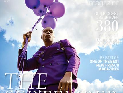 Dolapo Odunsi MALVIE Cover, Photographed by Blake Martin