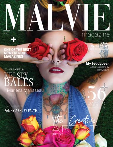 MALVIE Mag The Creative Artist Vol. 26 J