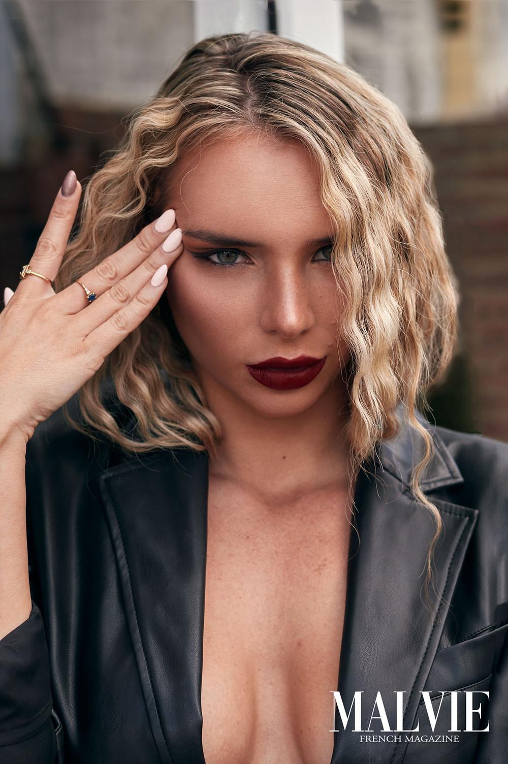 Photographer: Dario Valenzuela Navarro Model: Naiara Yunes Makeup Artist: Mauro Paulo Navarro