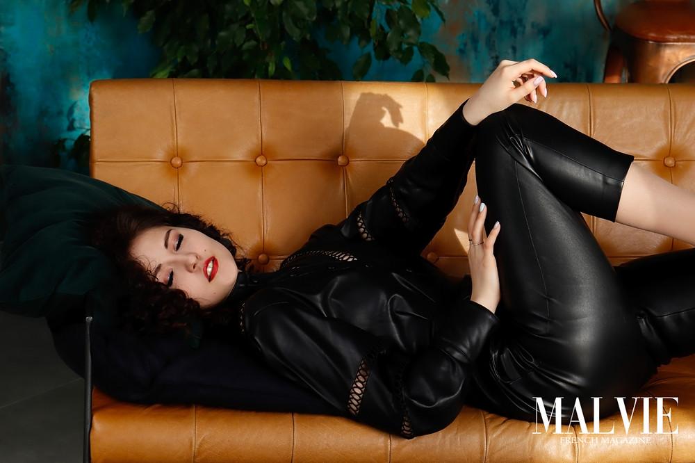Photographer/Hair Stylist/Retoucher: Yana Shutova Model: @ms_bulgakova