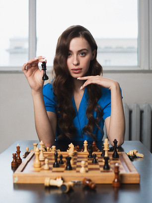 Katerina Boboshko: My philosophy is to show the natural beauty of the model