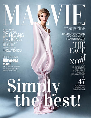 MALVIE Mag The MAIN ISSUE Vol. 10 Januar