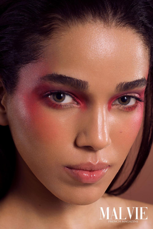 Photographer: Faraad Haashim Model: Melissa Nunez Makeup Artist: Alexia Guerra