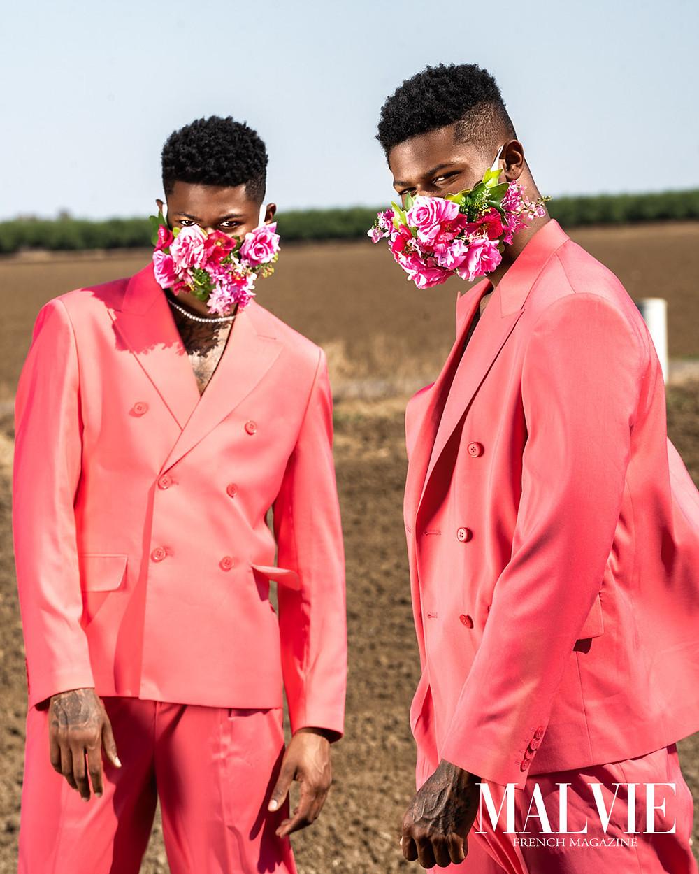Photographer: MajorKeeper Model: Models @Spellmantwinz Wardrobe Stylist: Wardrobe Stylist: @Michaelmartell_