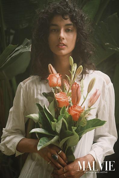 MALVIE French Magazine